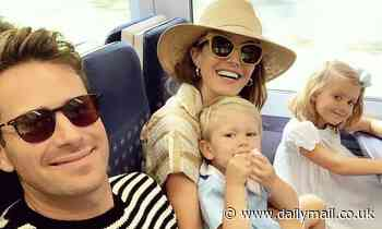 Armie Hammer 'files for joint custody'