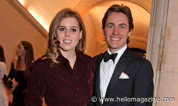 Princess Beatrice's husband Edoardo Mapelli Mozzi reveals what royal couple eat at home in rare interview
