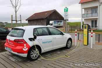E-Carsharing in Schierling : Projekt wird verlängert – 25.000 Kilometer in zwei Jahren - idowa