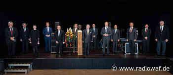 Rottendorf-Preis im Kulturgut Haus Nottbeck in Stromberg verliehen - Radio WAF