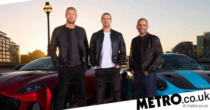 Top Gear hit with complaints over 'offensive language and dangerous driving'