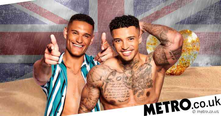 Love Island's Danny Williams and Michael Griffiths unconvinced show would work if it had to film in UK