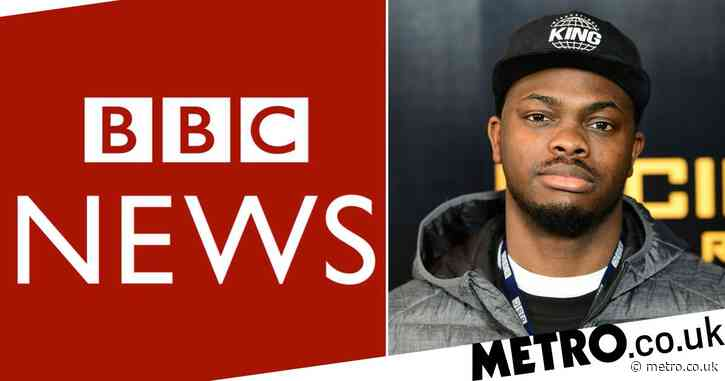Sideman says BBC can't push race issues 'under the rug' after quitting Radio 1Xtra over racial slur