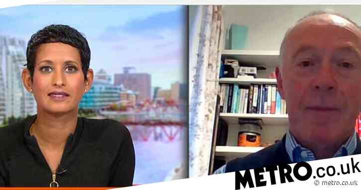 Naga Munchetty gets tough with Manchester council leader on tier 3 lockdown rules as he fails to answer question