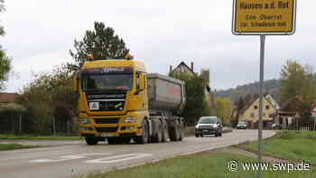 Sanierung Oberrot: Bullinger wartet weiter auf eine Antwort aus Stuttgart - SWP