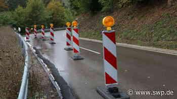 Landesstraße 1054 Oberrot: Die nächste Vollsperrung steht an - SWP