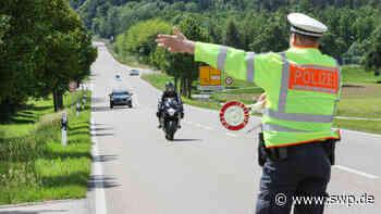 Kontrolle: Polizei stoppt zwei betrunkene Autofahrer in Eislingen und Göppingen - SWP