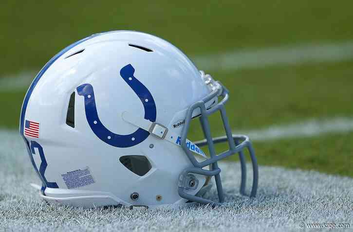 Indianapolis Colts say 'several individuals' have tested positive for the coronavirus