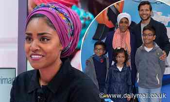 GBBO's Nadiya Hussain reveals she's planning to adopt with husband Abdal
