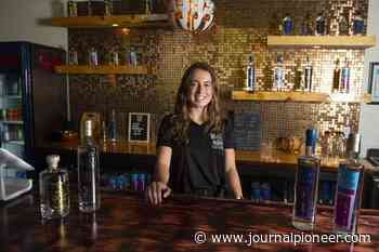 VIDEO: Student-run Hubbards distillery selling out while her Atlantic competitors shift production - The Journal Pioneer