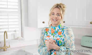 Lydia Bright unveils beautiful kitchen makeover