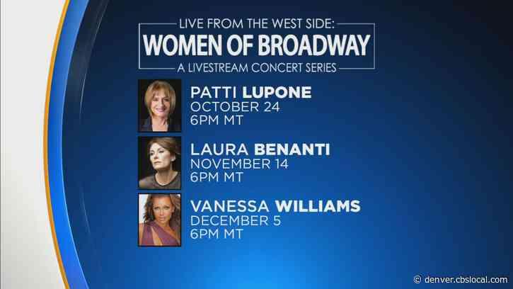 Denver Center Hosts Virtual Broadway Concert Series