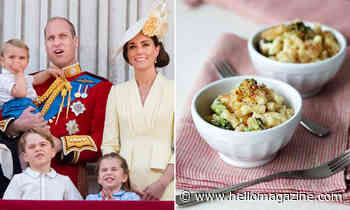 A comforting cheesy pasta recipe Duchess Kate's children will love