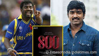 Row over '800': Political parties urge Vijay Sethupathi to drop out of Muttiah Muralitharan's biopic