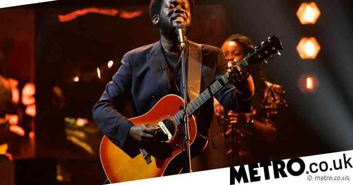 Michael Kiwanuka received congratulations from Jose Mourinho for his Mercury Prize win