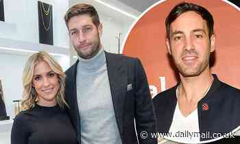 Jay Cutler was 'not happy' to see ex Kristin Cavallari 'moving on' and kissing comedian Jeff Dye