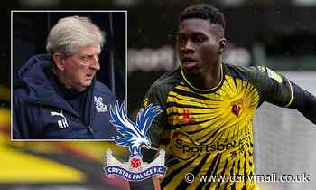 Watford reject £25m bid for Ismaila Sarr from Crystal Palace as Eagles weigh-up increased offer
