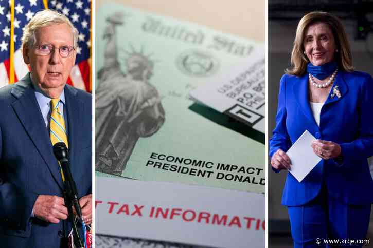 Second stimulus checks: Why a relief deal appears unlikely before Election Day