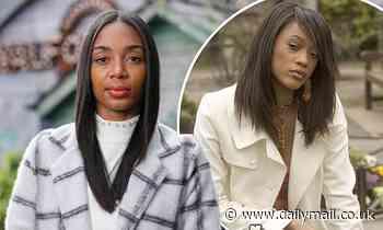 Coronation Street'sZaraah Abrahams joins EastEnders as Denise's daughter Chelsea Fox