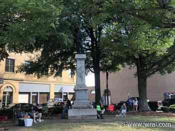 Lexington removes Confederate monument overnight