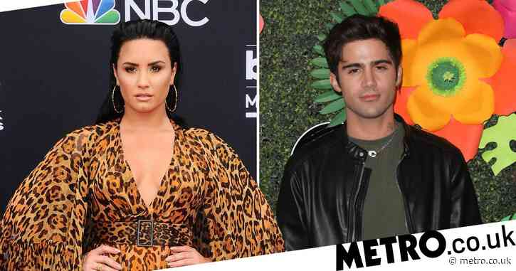 Demi Lovato's ex Max Ehrich sings about being afraid of love in track inspired by failed engagement