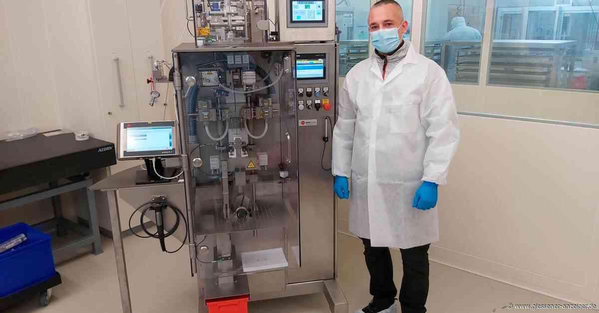 Maschine aus Lich wichtig für Corona-Schnelltest - Gießener Anzeiger