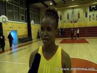 Martigues - Sports - Martigues Sport Basket domine Lattes Montpellier pour un 4 sur 4 - Maritima.info