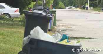 Vaudreuil-Dorion to start twice-a-month garbage pickup, Pierrefonds-Roxboro mulls reduced collection - Globalnews.ca