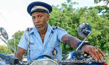 Death in Paradise star talks being 'at each other's throats' on set