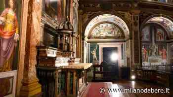 Apre la chiesa di San Maurizio al Monastero Maggiore in corso Magenta - Milanodabere.it