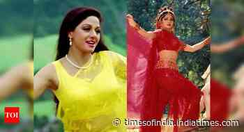 Sridevi's Chandni looks were majorly by Bhanu