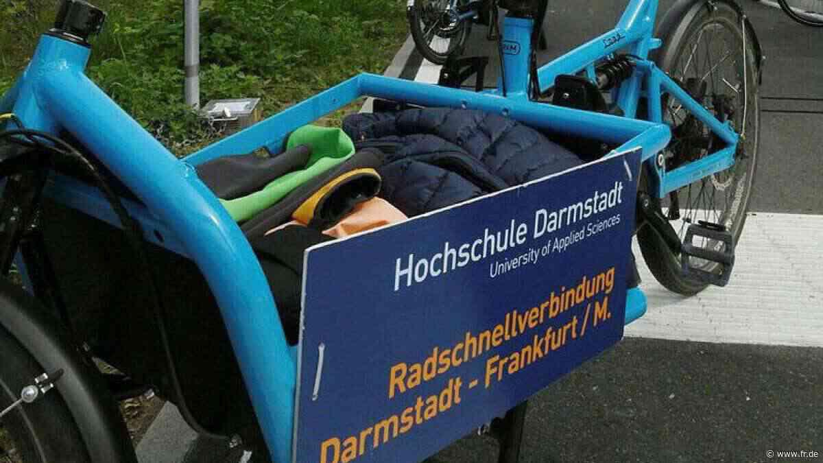 Andere Route für Radschnellweg gefordert - Frankfurter Rundschau
