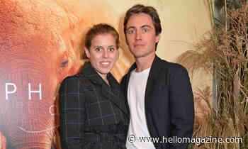 Princess Beatrice's husband Edoardo Mapelli Mozzi shares sentimental wedding detail