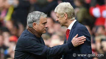 'He never beat me!' - Mourinho aims dig at Wenger over omission in ex-Arsenal manager's book