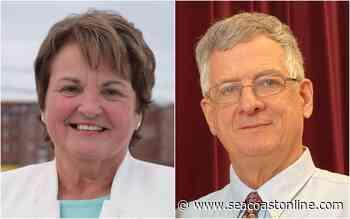 In their own words: Deschambault, Daigle face off in Maine Senate District 32 - Seacoastonline.com
