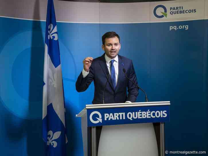 Macpherson: The Parti Québécois, facing elimination, pulls the goalie