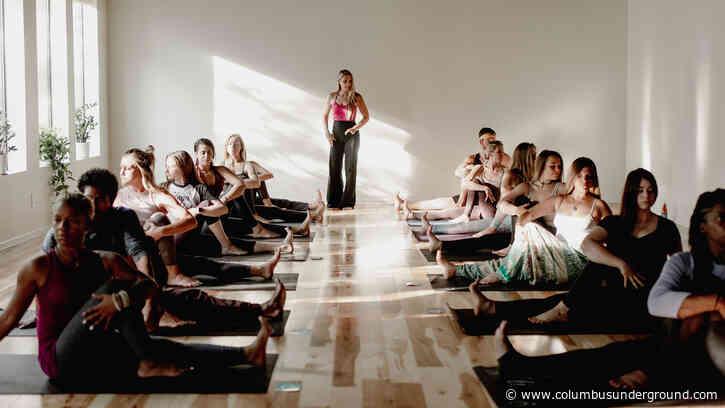 Columbus' Oldest Yoga Studio, Yoga On High, is For Sale