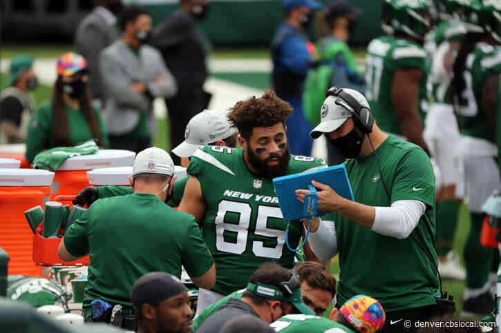 NFL Week 6 AFC East Picks: 'Jets Worst Team In The League By A Lot Of Metrics' Says SportsLine's Larry Hartstein