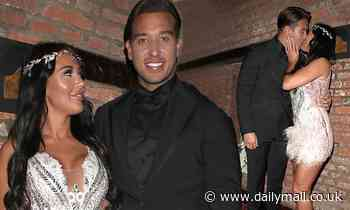 TOWIE: Yazmin Oukhellou and James Lock film series finale