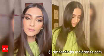 Sonam Kapoor recollects being on sets