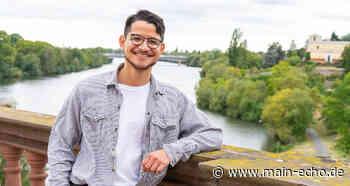 Gebürtiger Venezolaner Elis José Dorante Pérez studiert an der TH Aschaffenburg - Main-Echo