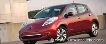 Des voitures électriques usagées pour 5000 $