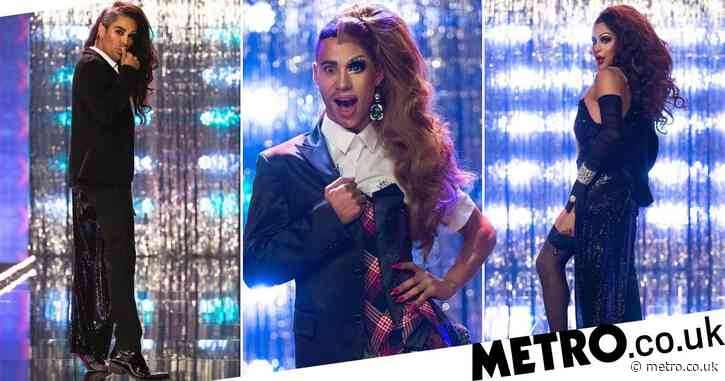 Drag Race Holland's eliminated queen disappointed her runway creativity was unappreciated