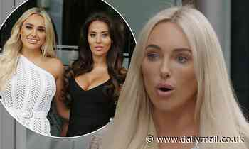 TOWIE's Amber Turner and Yazmin Oukhellou UNFOLLOW each other on Instagram