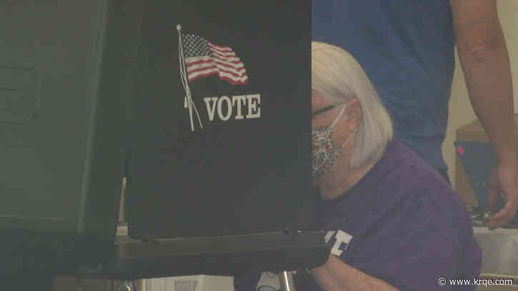 Bernalillo County officials hold news conference on election preparations