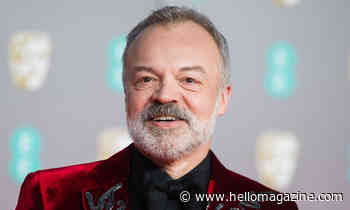 Graham Norton shares a glimpse inside his ultra-luxe London residence