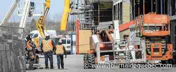 Secteur non résidentiel: la COVID-19 a fait plonger la valeur des permis de bâtir