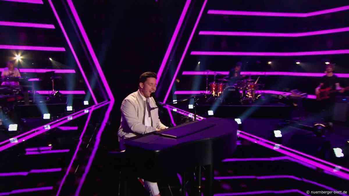 "The Voice of Germany: Nico Santos singt ""Purple Rain"" von Prince ⋆ Nürnberger Blatt - Nürnberger Blatt"