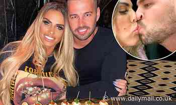 Katie Price's beau Carl Woods sparks engagement speculation as he 'spends £10k on jewellery'