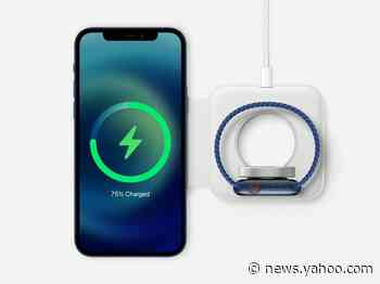Apple just announced a new wireless charger that 'will be available at a later date.' The last time Apple did this, it ended up canceling the product.